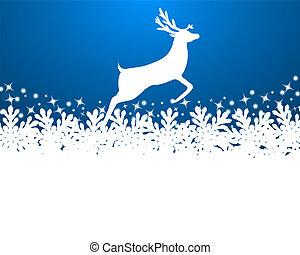 feliz navidad, plano de fondo