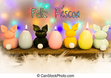 feliz, portuguese), (happy, pascoa, pasen