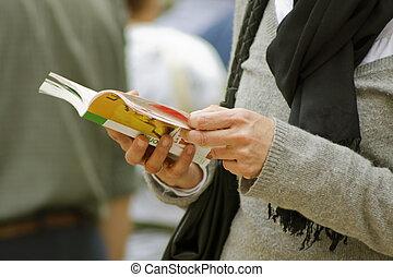 felolvasás