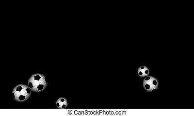 felszökkenés, futball labda