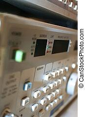 felszerelés, elektronikus