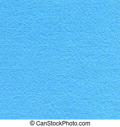 Felt Fabric Texture - Baby Blue - High resolution close up...