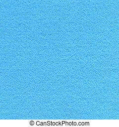 Felt Fabric Texture - Baby Blue - High resolution close up...