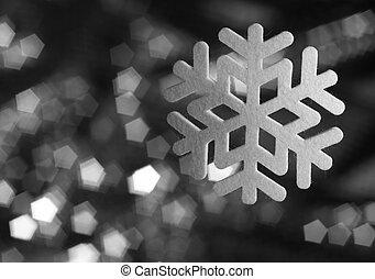 deco snowflake