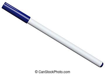 felt tip pen color highlighter - close up of a felt tip pen...