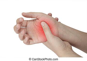 femal , βλάβη , χέρι