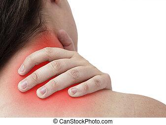 femal, 有, neckache