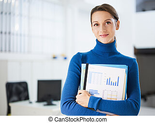female assistant