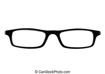 Female black spectacle frames - Photo of Black female...