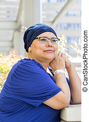 Female Breast Cancer Patient - Latina Female Breast Cancer...