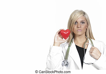 Female Cardiologist