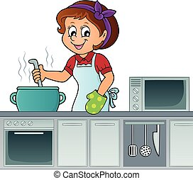Female cook topic image 2