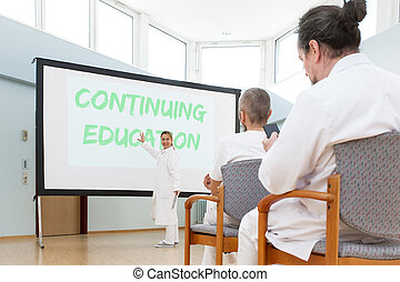 concept continuing education