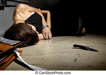 Female Murder Victim