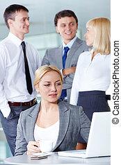 Female networking