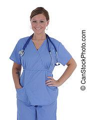 Female Nurse 02