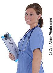 Female Nurse 03