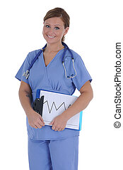 Female Nurse 06