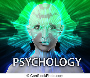 Female psychiatric treatment psychology