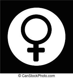 female sign icon