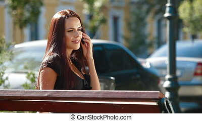 Female Telephone Conversation