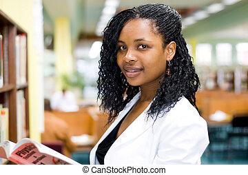 female uni student