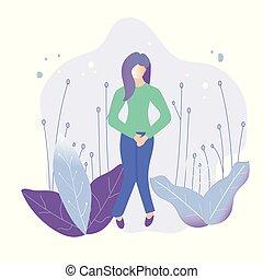 Female Urinary incontinence, cystitis, involuntary...