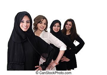 femelles, arabe