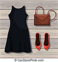 feminin, mode formgiv