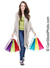femininas, comprador