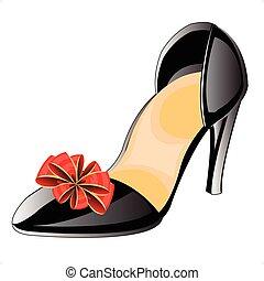 Feminine loafers