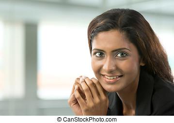 femme, affaires asiatiques