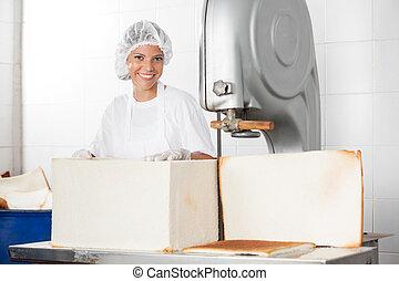 Boulanger pain regarder paule boulanger sur images rechercher photographies et clipart - Machine a pain boulanger ...
