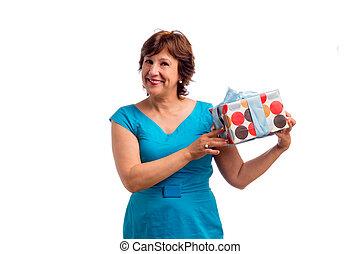 femme rouge l vres beaut appliquer personne agee robe photo de stock rechercher. Black Bedroom Furniture Sets. Home Design Ideas