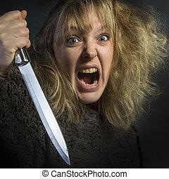 femme, psychotic
