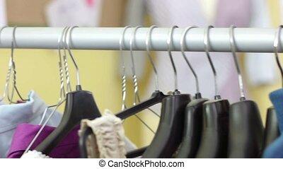 femme, tailleur, mode, fonctionnement