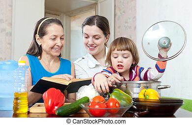 Toque V G Tarien D Jeuner Cuisinier Pr Pare Heureux