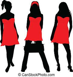 femmes, mode
