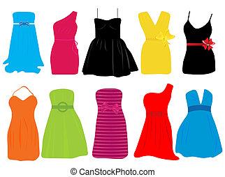 femmes, robes été