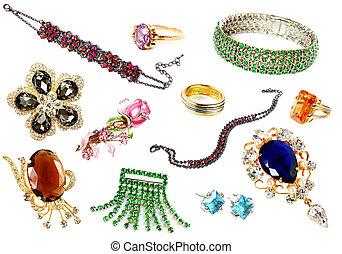 femminile, accessori, collezione