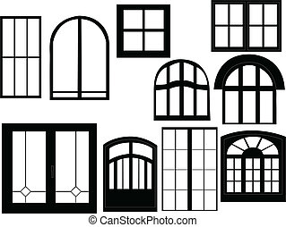 fenêtre, collection