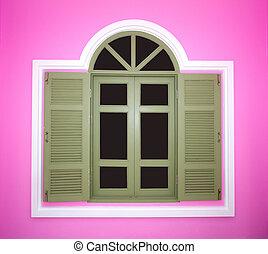 fenêtre, moderne