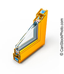 fenêtre, section, or