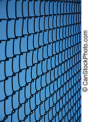 Fence Abstract 2