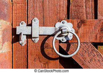 Fence latch