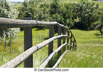 Fence on Wyoming