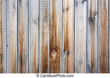 fence - old fence of wooden boards