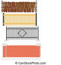 Fence versions.