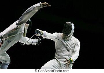 Fencing *** Local Caption ***