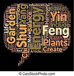 feng, concept, jardin, texte, wordcloud, fond, shui